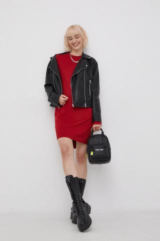 Superdry - Šaty dámské červená XS