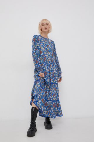 Superdry - Šaty dámské modrá XS