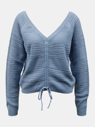 Svetlo modrý sveter TALLY WEiJL - XS dámské XS