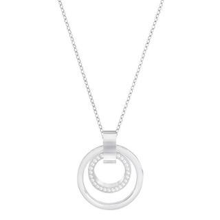 Swarovski Luxusný dlhý náhrdelník s kryštálmi 5349345