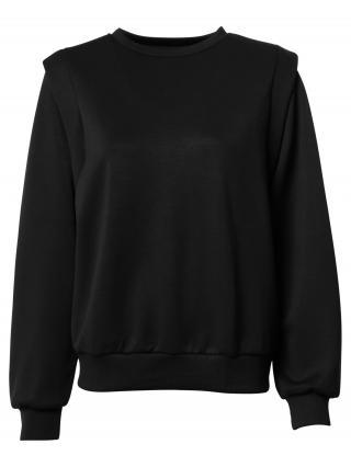 TAIFUN Mikina  čierna dámské XL