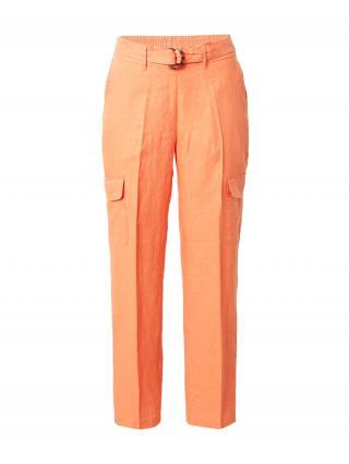 TAIFUN Nohavice  oranžová dámské 34