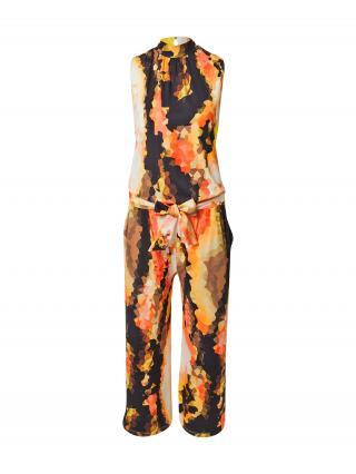 TAIFUN Overal  zmiešané farby / oranžová / žltá / biela / čierna dámské XS