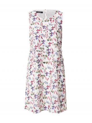TAIFUN Šaty  ružová / svetlomodrá / zmiešané farby dámské 38