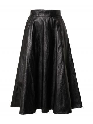 TAIFUN Sukňa  čierna dámské 34