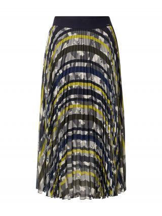 TAIFUN Sukňa  modrá / zmiešané farby dámské 34