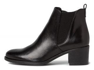 Tamaris Dámske členkové topánky 1-1-25043-27-001 37 dámské