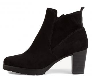 Tamaris Dámske členkové topánky 1-1-25085-27-001 39 dámské