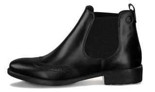 Tamaris Dámske členkové topánky 1-1-25493-27-001 38 dámské