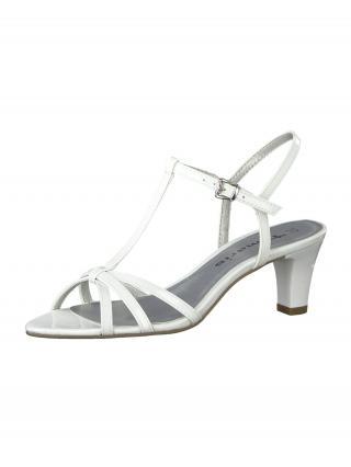 TAMARIS Remienkové sandále  biela dámské 40