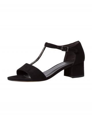 TAMARIS Sandále  čierna dámské 41