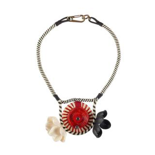 Tatami Womans Necklace N-Dn019R dámské Red One size