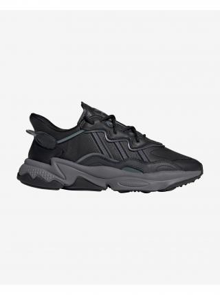 Tenisky, espadrilky pre mužov adidas Originals - čierna, sivá pánské 42