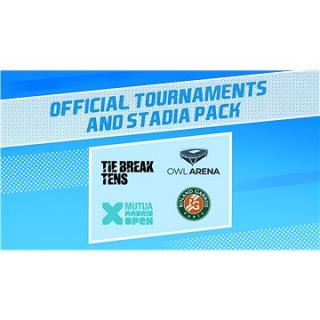 Tennis World Tour 2 - Official Tournaments and Stadia Pack - PC DIGITAL