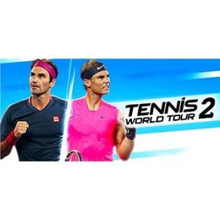 Tennis World Tour 2 - PC DIGITAL