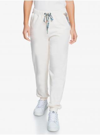 Tepláky pre ženy Roxy - biela dámské XS