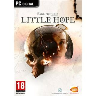 The Dark Pictures Anthology - Little Hope Steam - PC DIGITAL