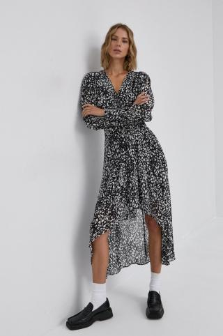 The Kooples - Šaty dámské čierna M