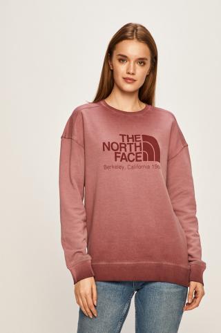 The North Face - Mikina dámské ružová S