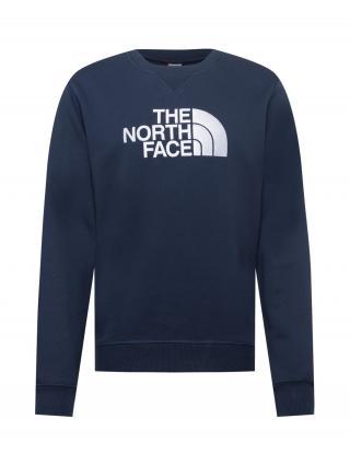 THE NORTH FACE Mikina Drew Peak  námornícka modrá / biela pánské S