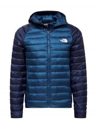 THE NORTH FACE Outdoorová bunda TREVAIL HOODIE  modrá / námornícka modrá / biela pánské S