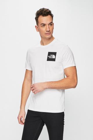 The North Face - Pánske tričko pánské biela M