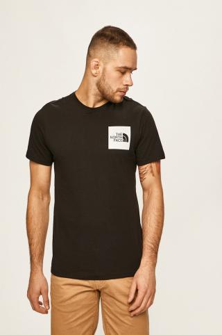 The North Face - Pánske tričko pánské čierna M