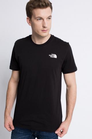 The North Face - Pánske tričko pánské čierna S