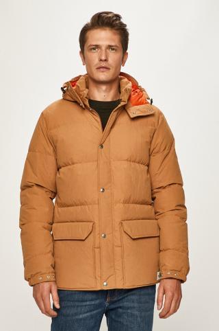 The North Face - Páperová bunda pánské hnedá S