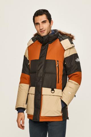 The North Face - Páperová bunda pánské viacfarebná L