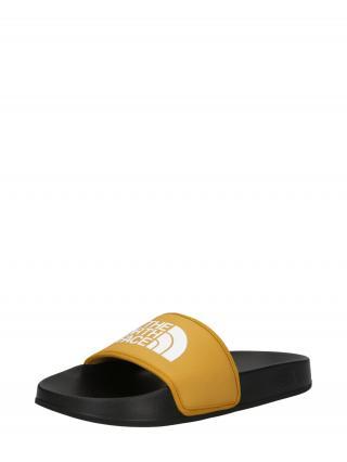 THE NORTH FACE Plážové / kúpacie topánky  žltá / biela pánské 40,5