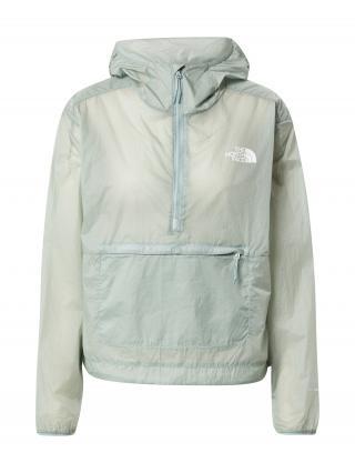 THE NORTH FACE Športová bunda  biela / zelená dámské XS