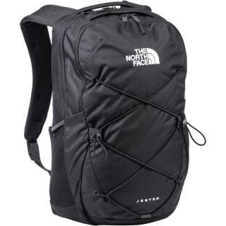 THE NORTH FACE Športový batoh Jester  biela / čierna dámské Jedna veľkosť