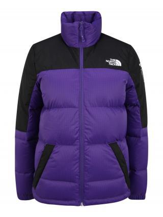 THE NORTH FACE Zimná bunda DIABLO  čierna / fialová dámské XS
