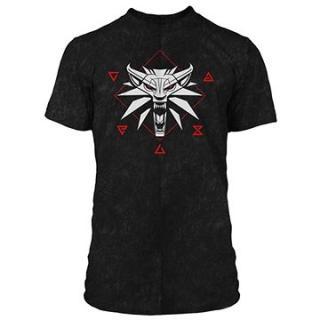 The Witcher 3 – Wolf Signs – tričko