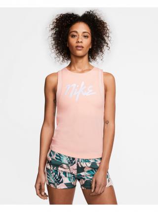 Tielka pre ženy Nike - béžová dámské XL