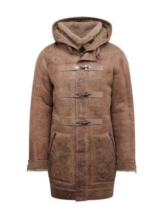 tigha Zimný kabát Forest  hnedá pánské S