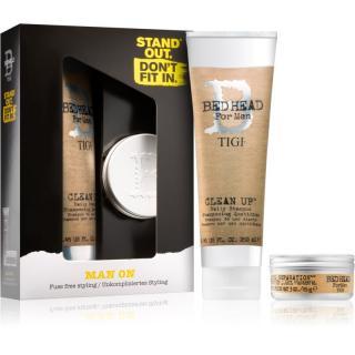 TIGI Bed Head B for Men Clean Up kozmetická sada (i.) pre mužov pánské