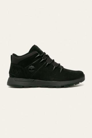 Timberland - Členkové topánky pánské čierna 41