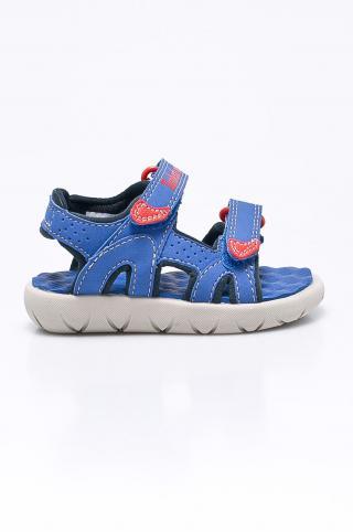 Timberland - Detské sandále Perkins Row 2-Strap modrá 29