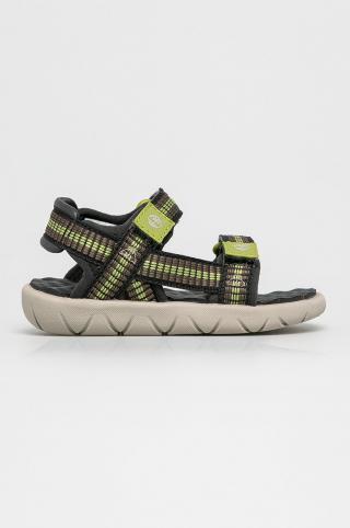Timberland - Detské sandále sivá 26