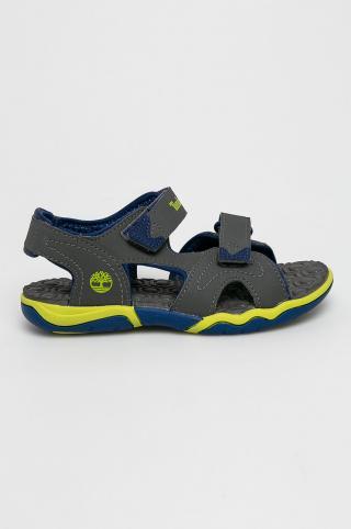 Timberland - Detské sandále sivá 34