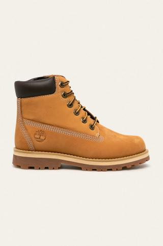 Timberland - Detské topánky Courma hnedá 31
