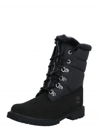 TIMBERLAND Nízke čižmy  čierna dámské 42