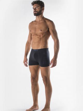 Tmavomodré boxerky FILA pánské tmavomodrá L-XL
