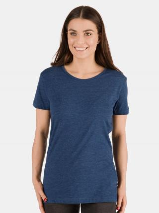 Tmavomodré dámske tričko SAM 73 dámské tmavomodrá S