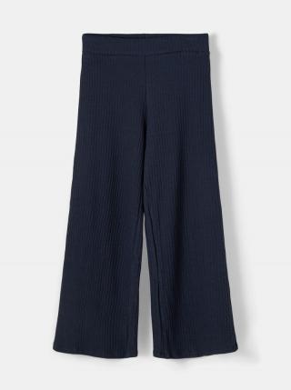 Tmavomodré dievčenské nohavice name it Birka tmavomodrá 152