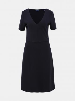 Tmavomodré šaty GANT dámské tmavomodrá L