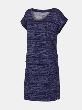 Tmavomodré šaty Hannah dámské tmavomodrá L