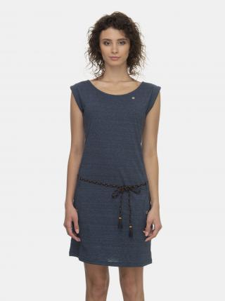 Tmavomodré šaty Ragwear Tag - S dámské modrá S